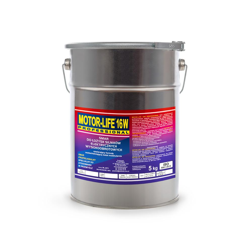 MLP 16W Smar Poliuretanowy do łożysk silników elektrycznych wysokoobrotowych 5kg